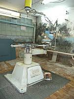 Intermac Bilux 3EP 45 б/у для обработки кромки, фацета и полировки фасонного стекла, 2001 г.
