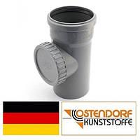 Ревизия PP 110 мм внутренней канализации Ostendorf HT Германия