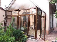 Алюминиевые окна и двери