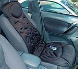 Вибромассажная накидка с подогревом TL-2005 Z-F для автомобиля, фото 5
