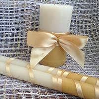 Свечи для декора на свадьбы и мероприятия