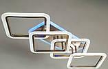 Стельова LED-люстра з діммером і підсвічуванням, 95W, фото 2