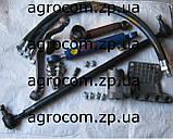 Комплект насос дозатор на МТЗ-80 з гідробаком., фото 3