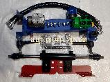 Комплект насос дозатор на МТЗ-80 з гідробаком., фото 4