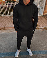 Мужской спортивный костюм, мужской теплый спортивный костюм, фото 1