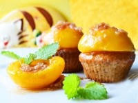Промикс-Маффин абрикосовый