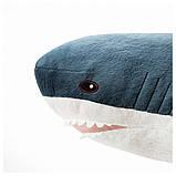 Мягкая игрушка акула Shark doll 60 см, фото 3