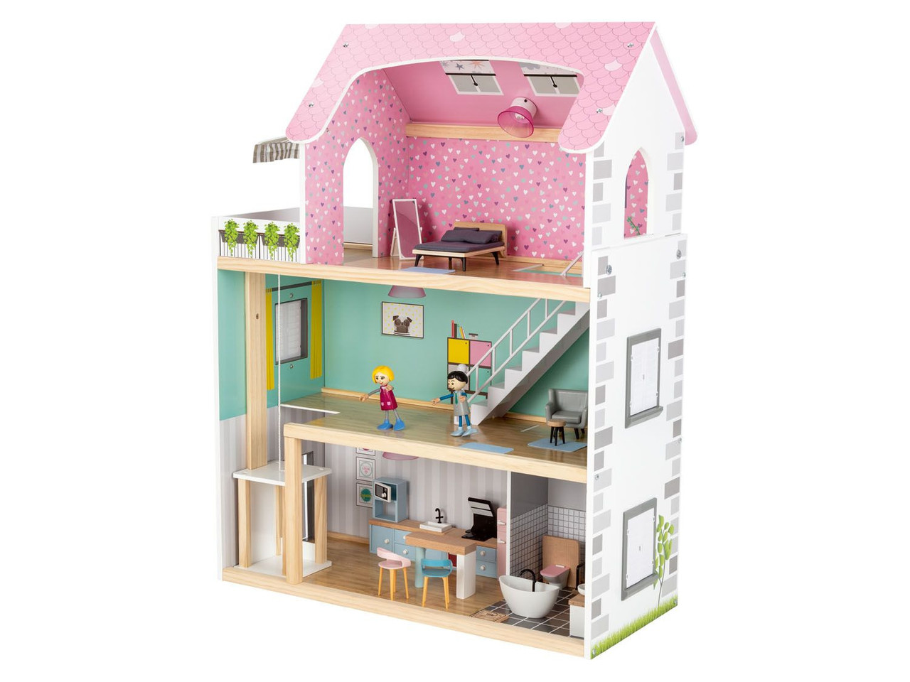 Ляльковий будиночок PLAYTIVE 100307644