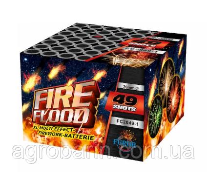 """Салютна установка """"FIRE FLOOD"""" FC2049-1"""