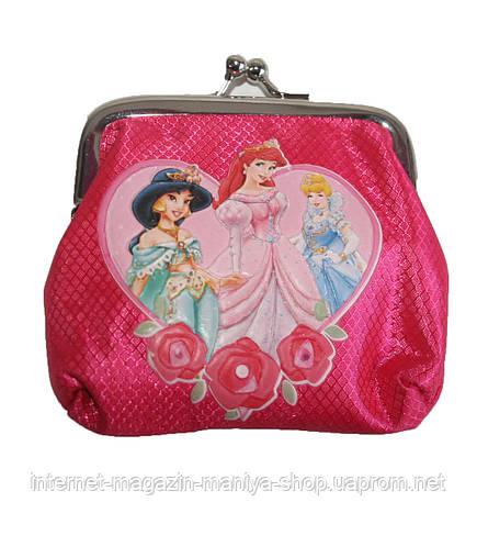 Детский кошелек Princess