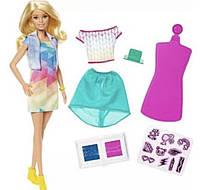 """Кукла барби «Barbie Crayola""""Набор цветных марок, светлый - Barbie Crayola Color Stamp Fashions Set, Blonde"""
