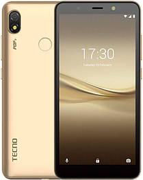 Смартфон TECNO POP 3 (BB2) 1/16Gb DS Champagne Gold MediaTek MT6580 3500 мАч