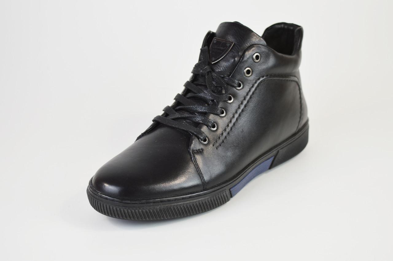 Ботинки Kadar 3283624 40 Черные кожа