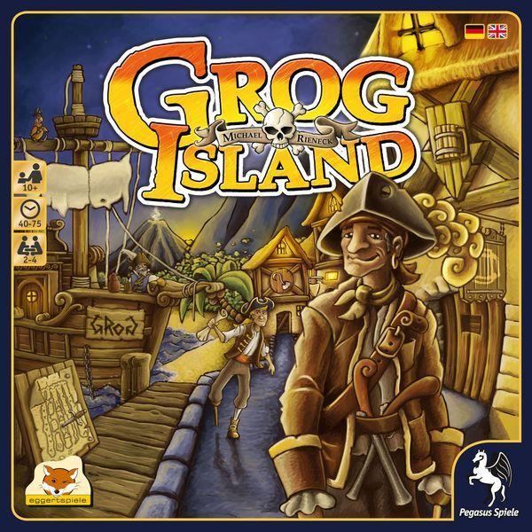 Настольная игра Grog Island