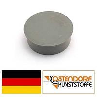Заглушка PP 110 мм внутренней канализации Ostendorf HT Германия