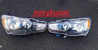 Фара Mitsubishi Lancer X