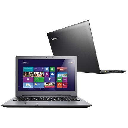 Ноутбук Lenovo IDEAPAD S510P-Intel-Celeron 2955U-1.40GHZ 4GB-DDR3-320GB-HDD-W15.6-Web-(B)-Б/У, фото 2