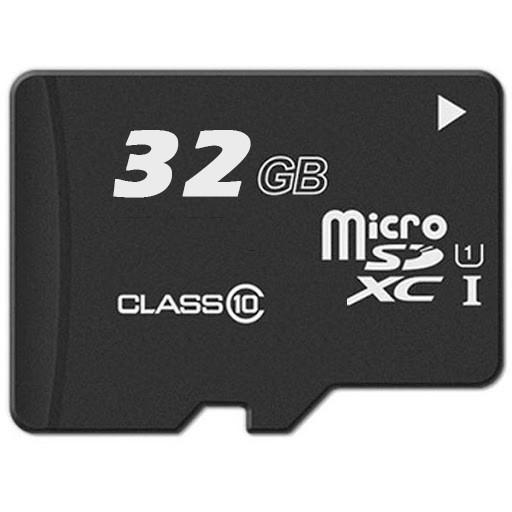Картa памяти Micro SDHC card 32 Gb флешка на 32 гига