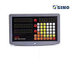 SDS3MS трехкоординатное устройство цифровой индикации (пластиковый корпус)
