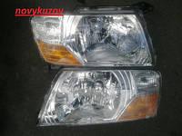 Фара Mitsubishi Pajero Wagon