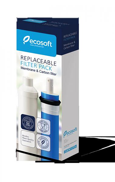 Комплект картриджей Ecosoft 4-5 (CSVRO75ECO)