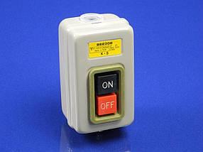 Пускатель (пост управления, выключатель-разъединитель) BS 230B (3.7 kW, до 380V)