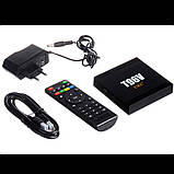 ТВ-Приставка SMART TV T96V 2gb\16gb S905W+BT, фото 2