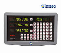 SDS6-3V трехкоординатное устройство цифровой индикации (металлический корпус)