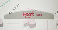 Heart Пилка-Баф 180/240 Half/Полукруг