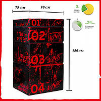 Тумбы для выпрыгивания Плиобокс VNK комплект из 4 боксов 150 см