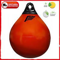 Боксерская груша водоналивная V'Noks Aque 52 кг диаметр 48 см красная