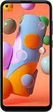 Мобильный телефон Samsung Galaxy A11 2/32GB Black (SM-A115FZKNSEK), фото 2