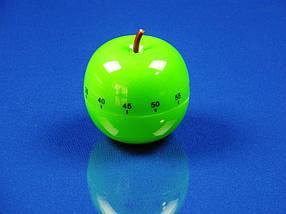 Кухонный механический таймер в виде яблока 60 минут (12199)