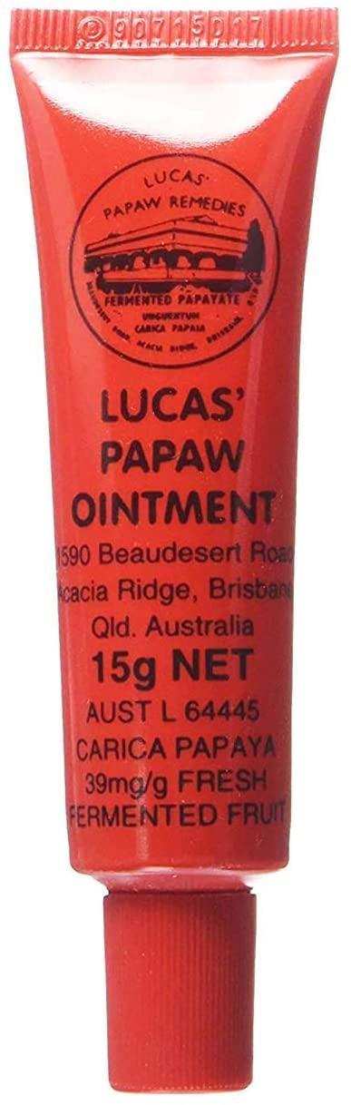 Lucas Papaw Ointment Бальзам для губ 15г
