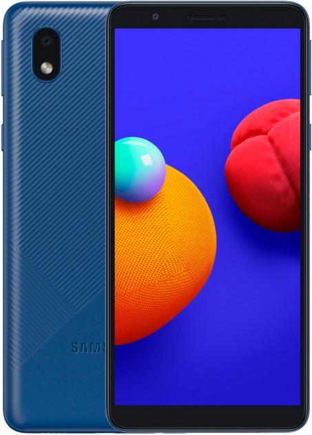 Мобильный телефон Samsung Galaxy A01 Core 1/16GB Blue