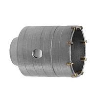 Сверло корончатое по бетону 80 мм Intertool SD—0422