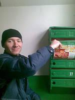 Разноска газет, листовок в почтовые ящики в  Словянске, Дружковке, Краматорске