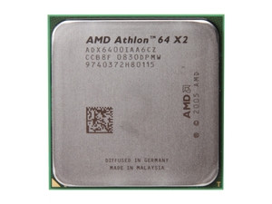 "Процессор AMD Athlon 64 X2 6400+ 3.2GHz Б\У ""Over-Stock"""
