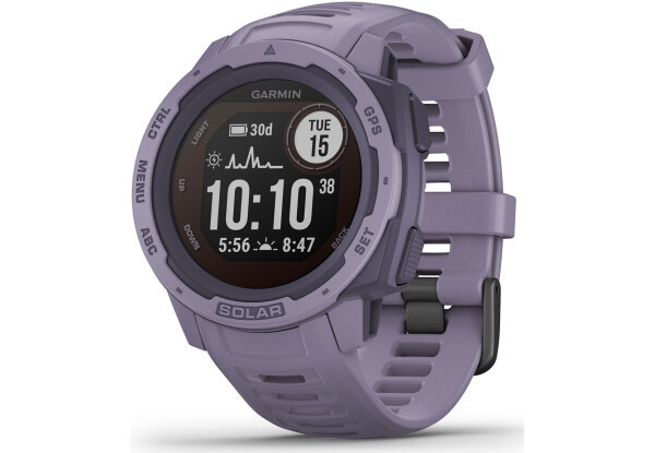 Умные часы Smart Watch Garmin Instinct Solar Orchid (010-02293-02)