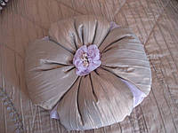 Подушка декоративная круглая