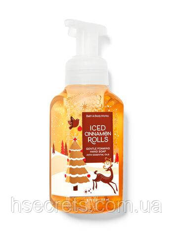 Мыло-пена для рук Bath and Body Works Iced Cinnamon Rolls