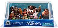 Набір з 6 фігурок Моана Disney