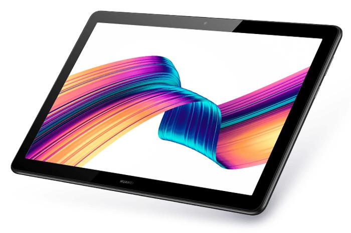"Планшет Huawei MediaPad T5 10"" 3/32Gb LTE (AGS2-L09) Black HiSilicon Kirin 659"