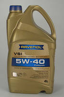 Ravenol   5W40  VSI  4л.(равенол)