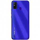 Смартфон Tecno Spark 6 Go (KE5) 3/64GB Dual Sim Aqua Blue, фото 3