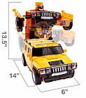 Робот-трансформер morph warrior Hummer | Машинка-трансформер | Робот игрушка, фото 7