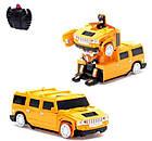 Робот-трансформер morph warrior Hummer | Машинка-трансформер | Робот игрушка, фото 8