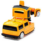 Робот-трансформер morph warrior Hummer | Машинка-трансформер | Робот игрушка, фото 4