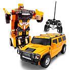 Робот-трансформер morph warrior Hummer | Машинка-трансформер | Робот игрушка, фото 5