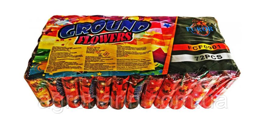 Петарды Furor Ground Boom Flower FCF0901